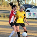 Womens City League – 13 July 2014