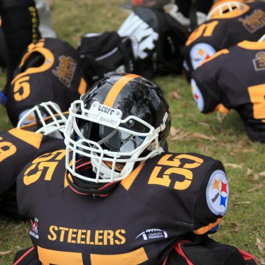 Gridiron Qld Womens – Panthers vs Steelers – 9th August 2014