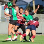 Womens Rugby – Sunnybank vs University – 2nd August 2014