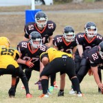 Gridiron Qld Colts – Cougars vs Bruins – 9th August 2014