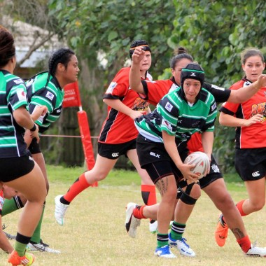 Womens Rugby Union  – College vs Sunnybank – 16 May 2015