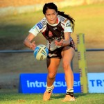 Open Womens Rugby League – Souths Logan Magpies vs Beerwah Bulldogs – 27 July 2014