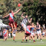QAFL Seniors – U of Q vs Western Magpies – 2nd August 2014